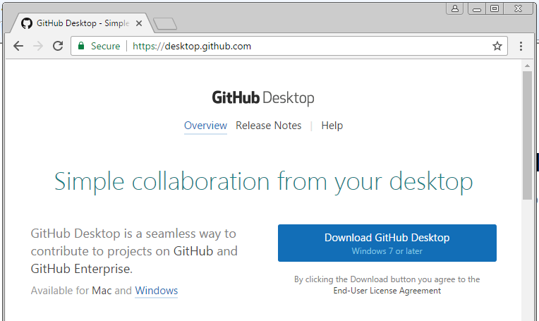 File:Download github desktop png - Let's Control It
