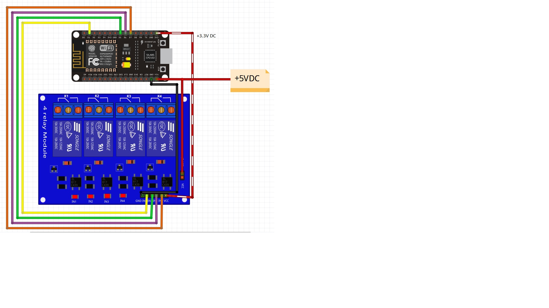 likewise Neso likewise Nodemcu Relay together with Item also Ttp Schematic. on solid state relay board