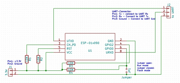 Basics: Connecting and flashing the ESP8266 - Let's Control It